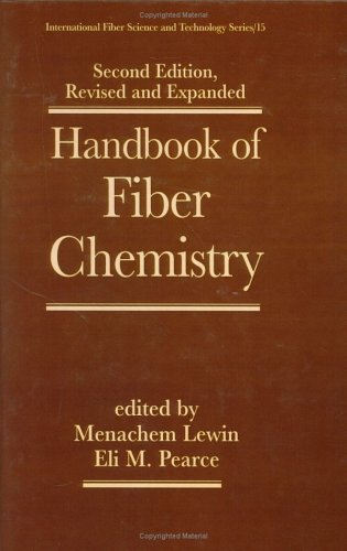 9780824794712: Handbook of Fiber Chemistry, Second Edition, Revised and Expanded (International Fiber Science and Technology)