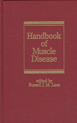 9780824794941: Handbook of Muscle Disease (Neurological Disease and Therapy)