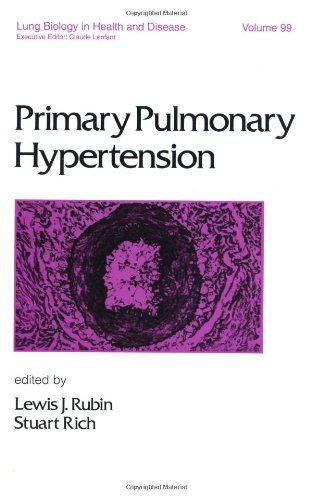 9780824795054: Primary Pulmonary Hypertension (Lung Biology in Health and Disease)