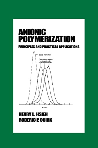 9780824795238: Anionic Polymerization: Principles and Practical Applications (Plastics Engineering)
