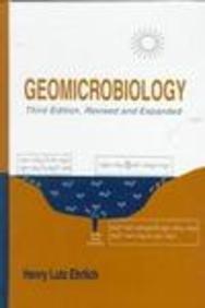 9780824795412: Geomicrobiology