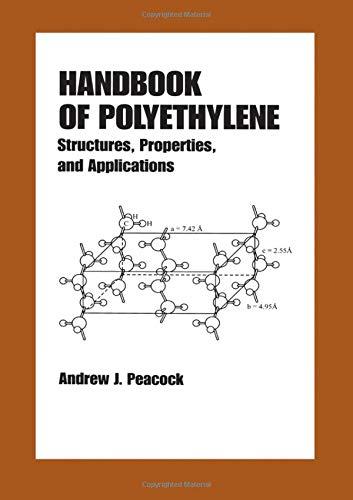 9780824795467: Handbook of Polyethylene: Structures: Properties, and Applications (Plastics Engineering)