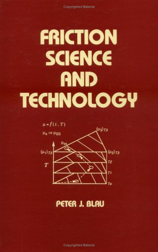 9780824795764: Friction Science and Technology (Mechanical Engineering)