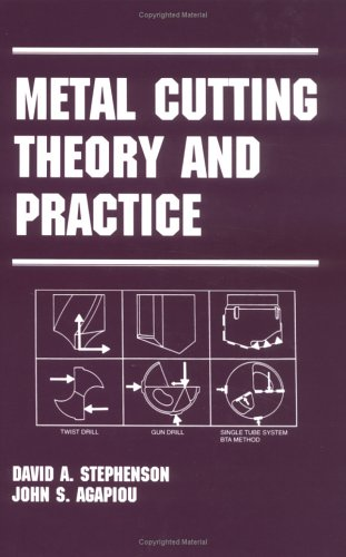 9780824795795: Metal Cutting Theory and Practice