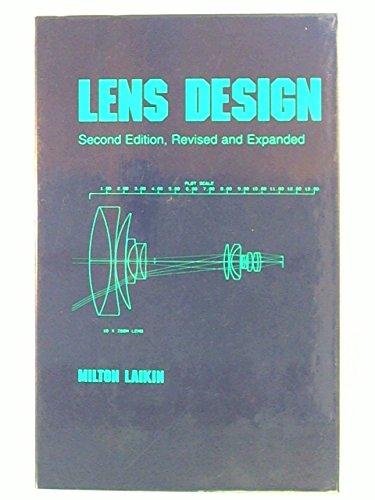 9780824796020: Lens Design