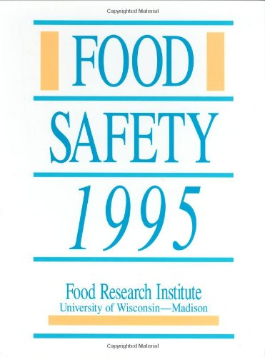 Food Safety (Food Science & Techno Logy)