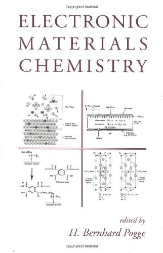 9780824796327: Electronic Materials Chemistry: An Introduction to Device Processes and Materials Systems