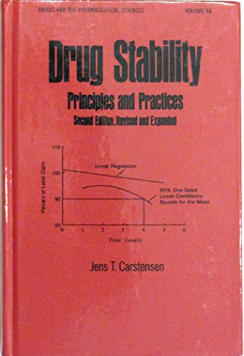 Drug Stability: Principles and Practices (Drugs and the Pharmaceutical Sciences, Vol 68): Jens T. ...