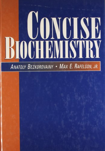 9780824796594: Concise Biochemistry