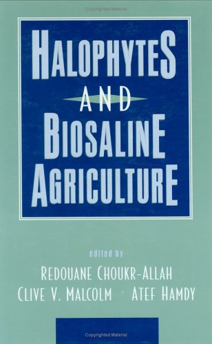 9780824796648: Halophytes and Biosaline Agriculture
