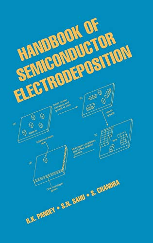 9780824797010: Handbook of Semiconductor Electrodeposition (Applied Physics)