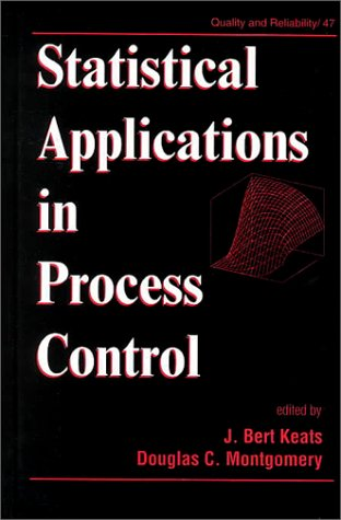 9780824797119: Statistical Applications in Process Control (Quality and Reliability)