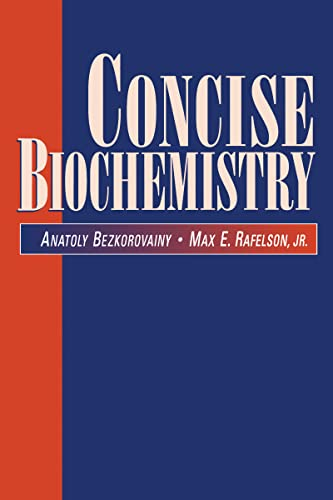 9780824797362: Concise Biochemistry