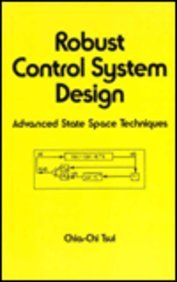 9780824797393: Robust Control System Design (Chemical Industries)