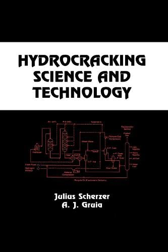 9780824797607: Hydrocracking Science and Technology (Chemical Industries)