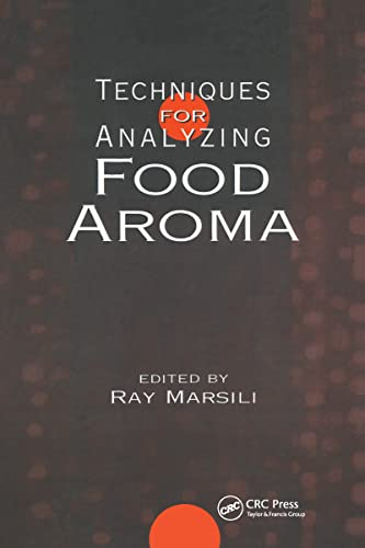 9780824797881: Techniques for Analyzing Food Aroma (Food Science and Technology)