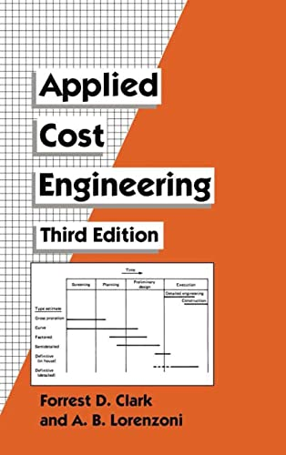 9780824798000: Applied Cost Engineering, Third Edition