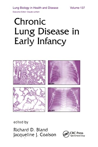 9780824798710: Chronic Lung Disease in Early Infancy