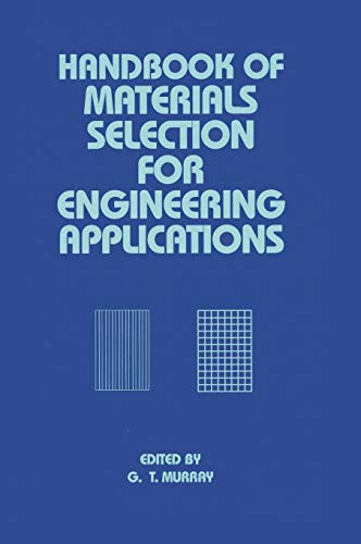 9780824799106: Handbook of Materials Selection for Engineering Applications (Mechanical Engineering)
