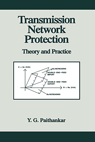 9780824799113: Transmission Network Protection: Theory and Practice (Power Engineering (Willis))