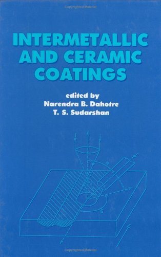 9780824799137: Intermetallic and Ceramic Coatings (Materials Engineering)