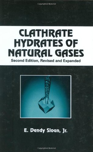 9780824799373: Clathrate Hydrates of Natural Gases, Second Edition, Revised and Expanded (Chemical Industries)