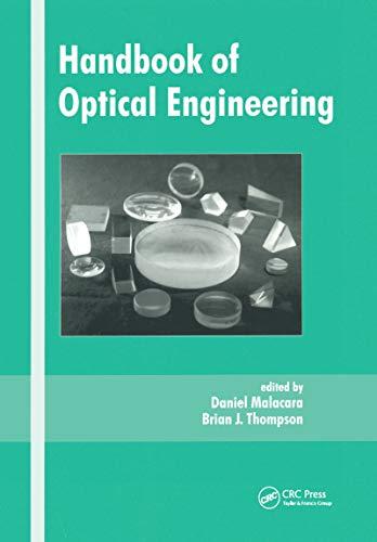 9780824799601: Handbook of Optical Engineering (Optical Science and Engineering)