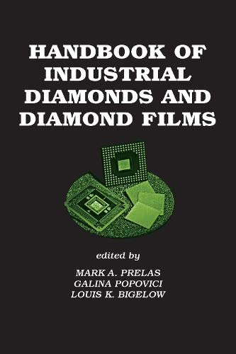 9780824799946: Handbook of Industrial Diamonds and Diamond Films