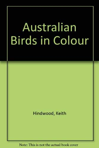 9780824800666: Australian Birds in Colour