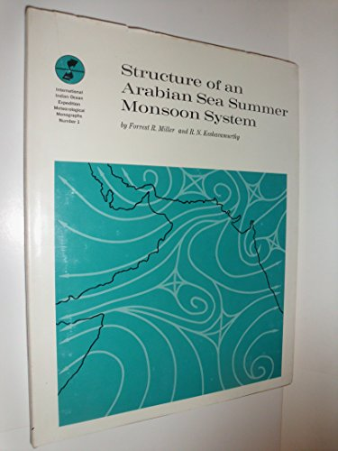 9780824800703: Structure of an Arabian Sea Summer Monsoon System