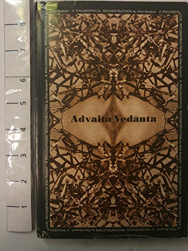9780824800857: Advaita Vedanta: A Philosophical Reconstruction