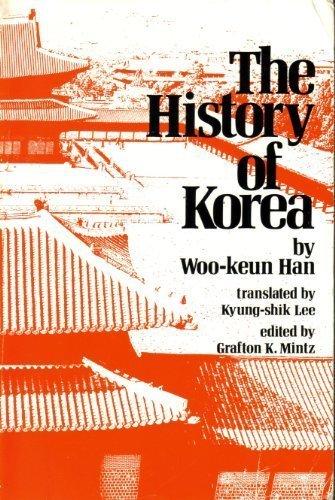 The History of Korea: Woo-keun Han; Grafton