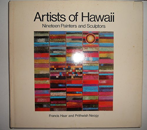9780824803384: 001: Artists of Hawaii: Nineteen Painters and Sculptors