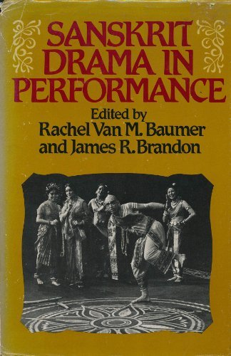 9780824806880: Sanskrit Drama in Performance