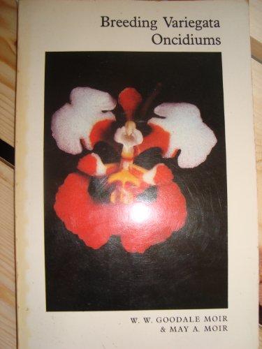 9780824807122: Breeding Variegata Oncidiums
