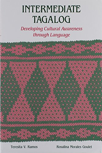 9780824807764: Intermediate Tagalog: Developing Cultural Awareness Through Language
