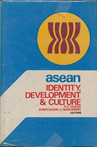 9780824808105: Asean: Identity, Development and Culture