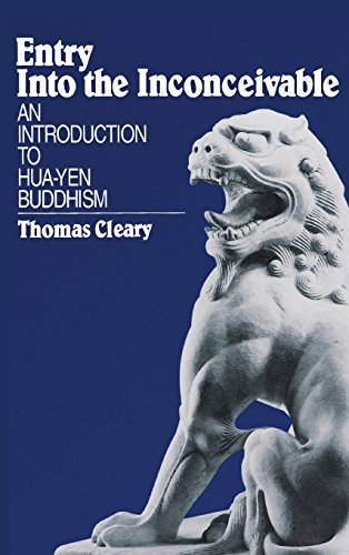 9780824808242: Entry Into the Inconceivable: An Introduction to Hua-yen Buddhism