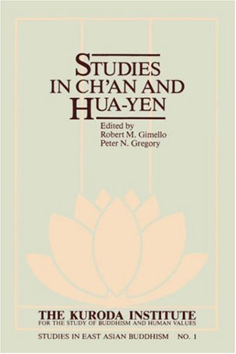 9780824808358: Studies in Ch'an and Hua-Yen