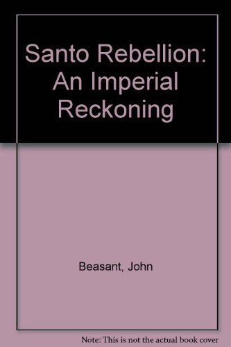 9780824809478: Santo Rebellion: An Imperial Reckoning