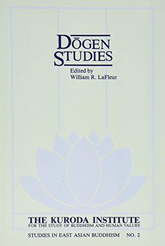 9780824810115: La Fleur - Dogen Studies (Studies in East Asian Buddhism)