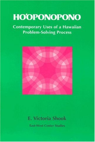 9780824810474: Ho'oponopono: Contemporary Uses of a Hawaiian Problem-Solving Process