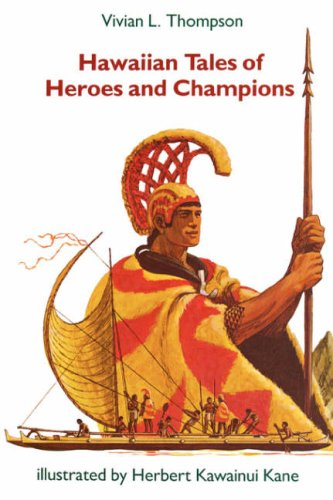 9780824810764: Hawaiian Tales of Heroes and Champions (Kolowalu Books (Paperback))