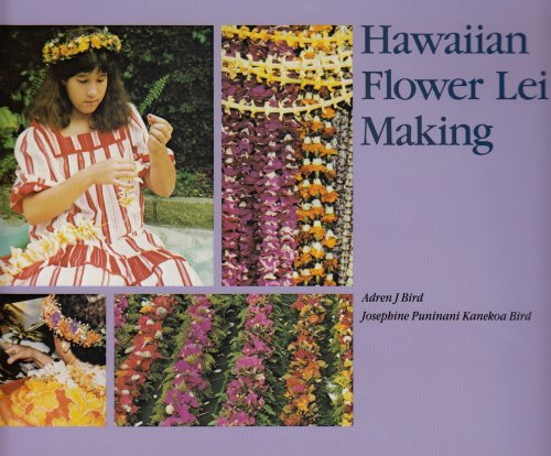 9780824811372: Hawaiian Flower Lei Making (Kolowalu Books (Paperback))