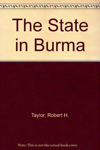 9780824811419: The State in Burma
