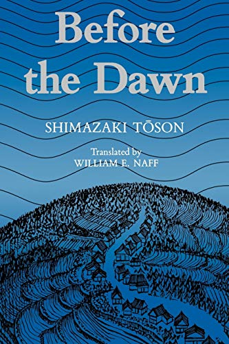 Before the Dawn: Shimazaki Toson