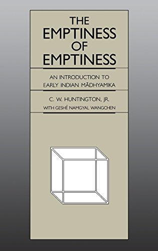 9780824811655: The Emptiness of Emptiness: An Introduction to Early Indian Madhyamika