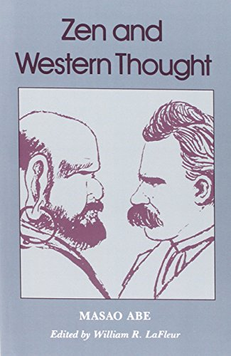 9780824812140: Abe: Zen and Western Thought Pa