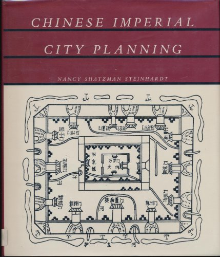 9780824812447: Chinese Imperial City Planning