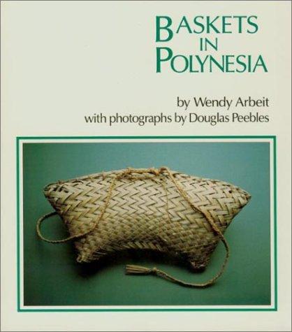 9780824812812: Baskets in Polynesia (Kolowalu Books (Paperback))